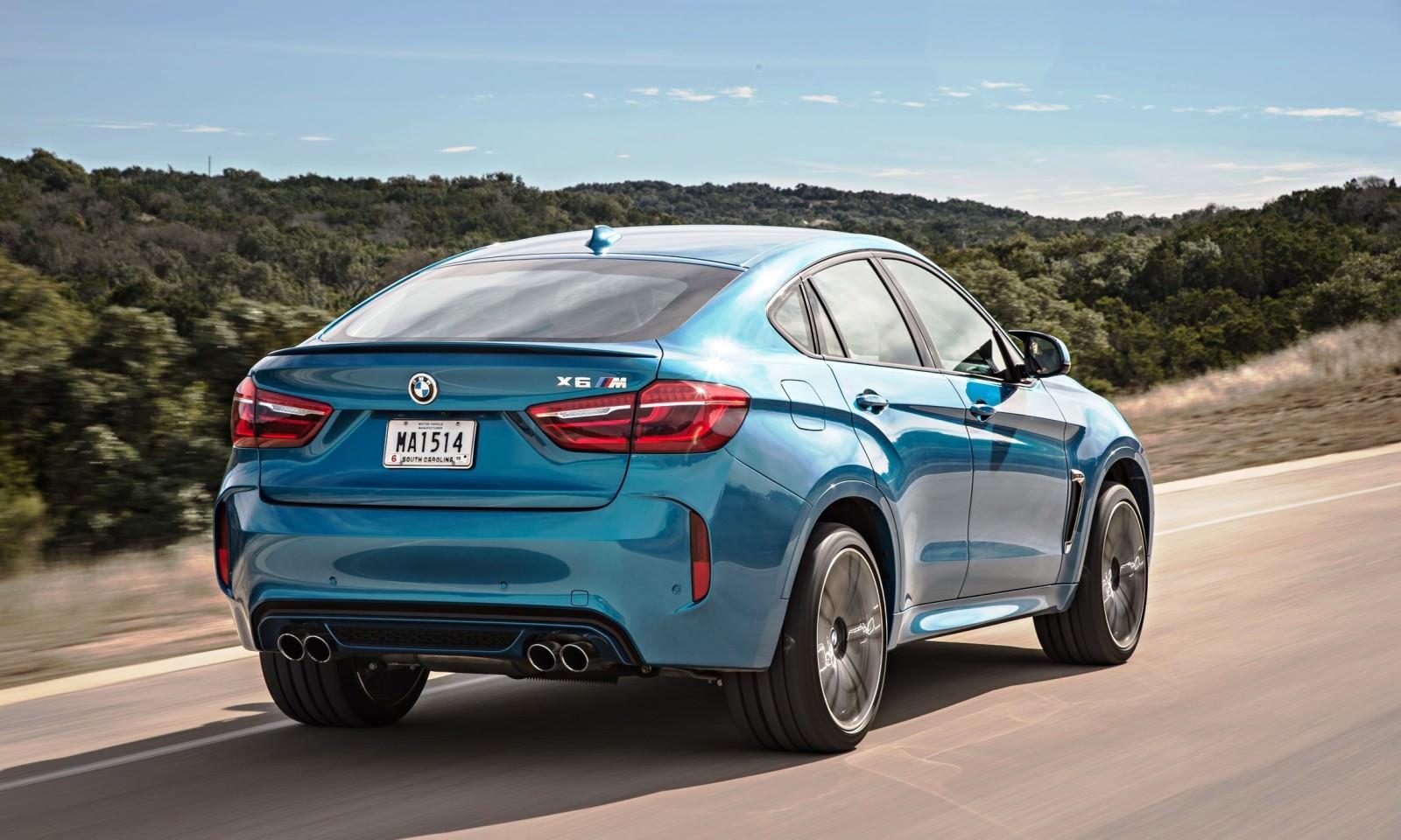 2015 BMW X6 M 78