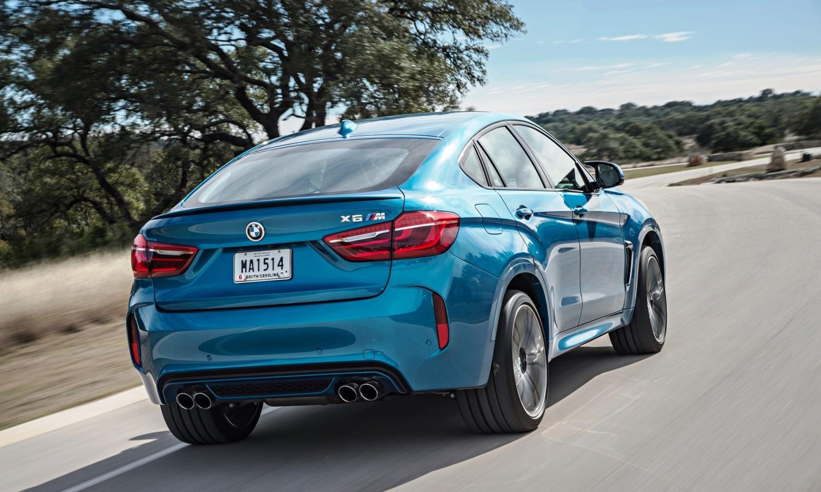 2015 BMW X6 M 80