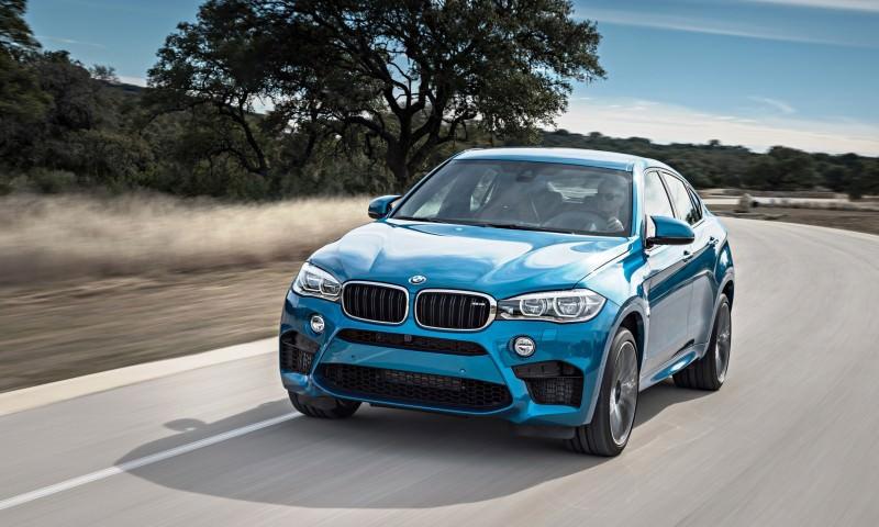 2015 BMW X6 M 82