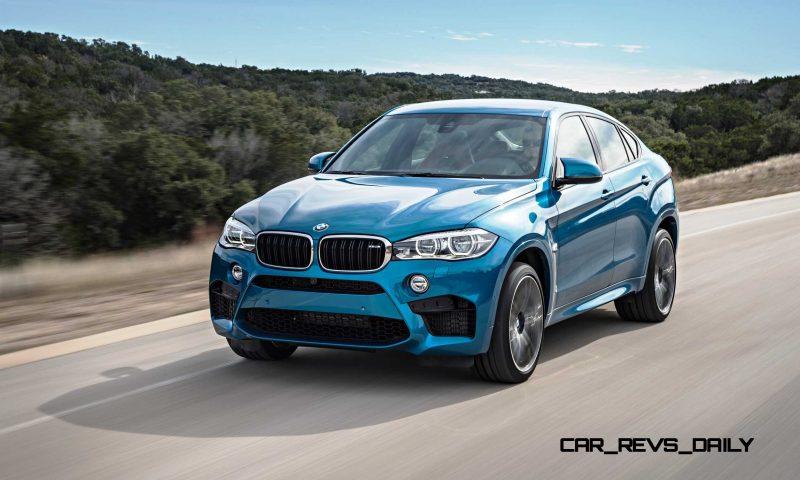 2015 BMW X6 M 83