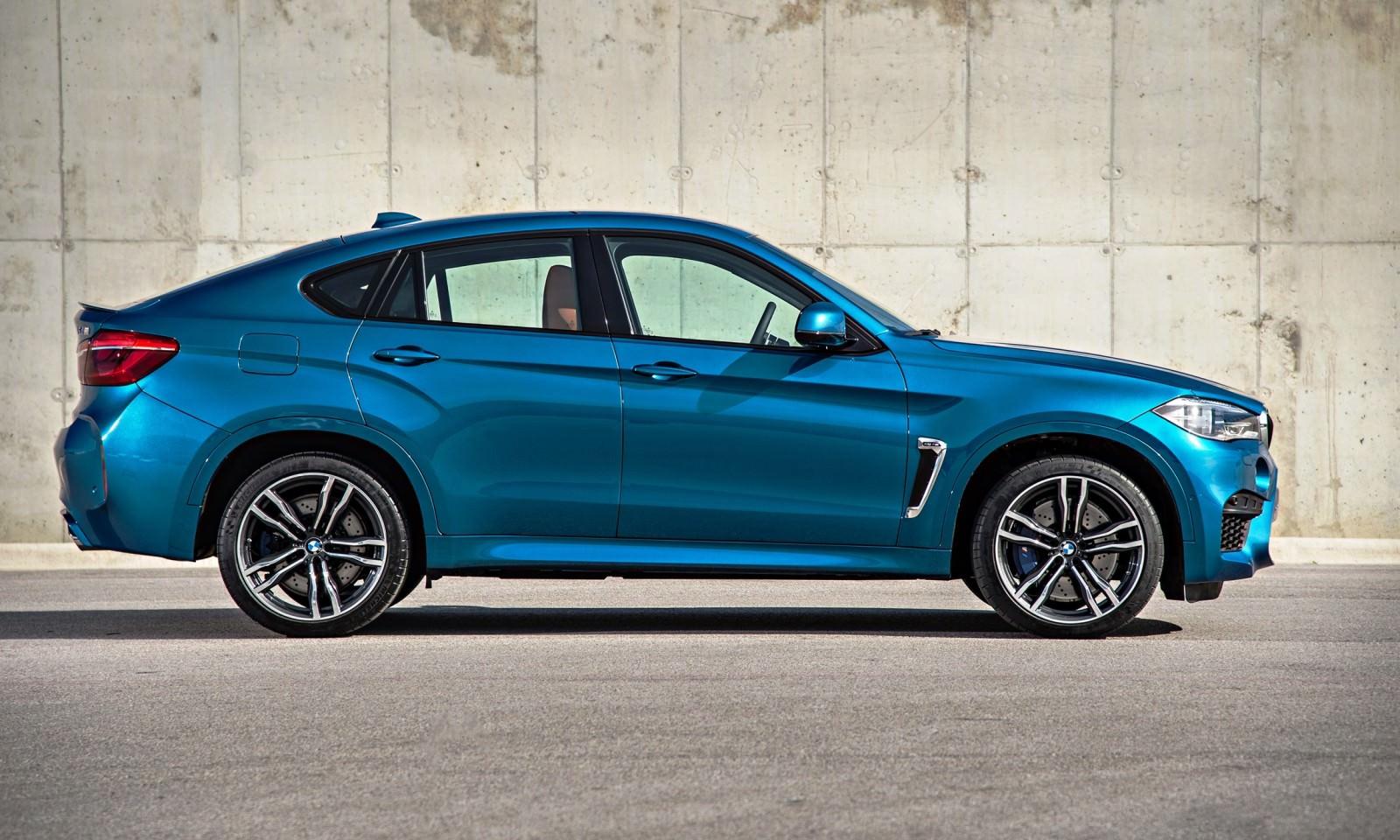 2015 BMW X6 M 86