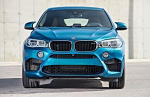 2015 BMW X6 M 87