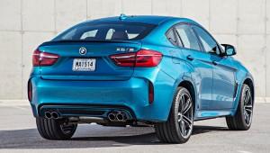 2015 BMW X6 M 88