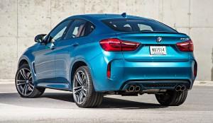2015 BMW X6 M 89