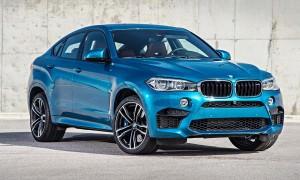 2015 BMW X6 M 90