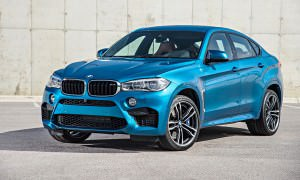 2015 BMW X6 M 91