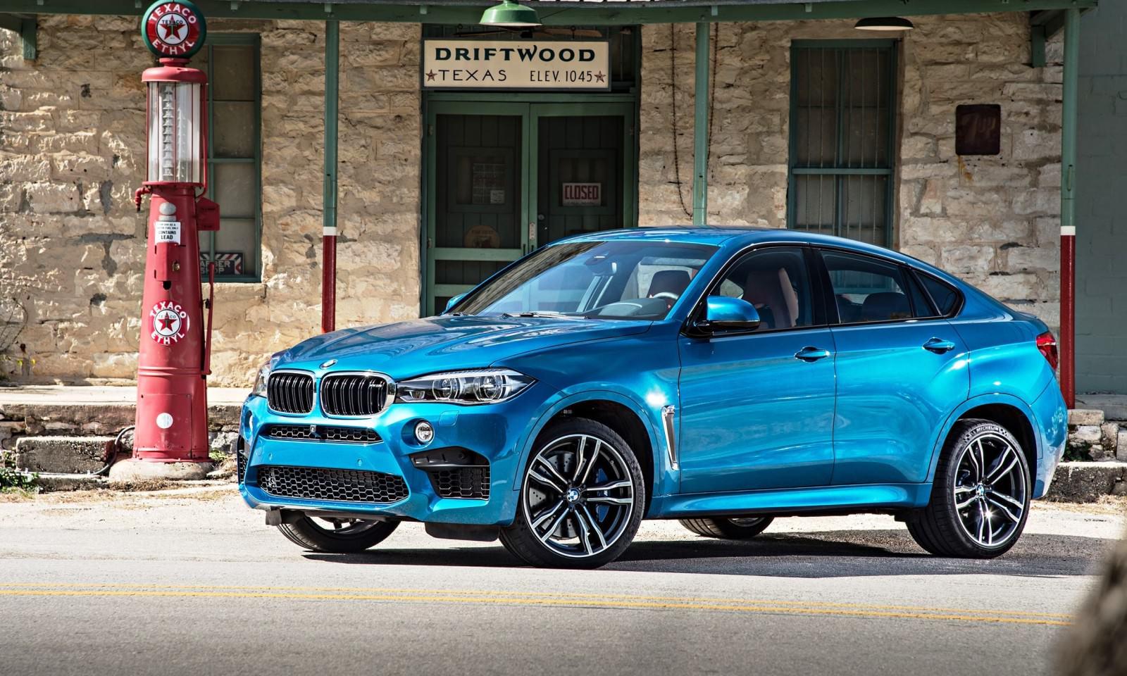2015 BMW X6 M 95