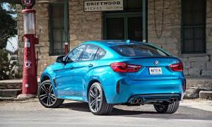 2015 BMW X6 M 96