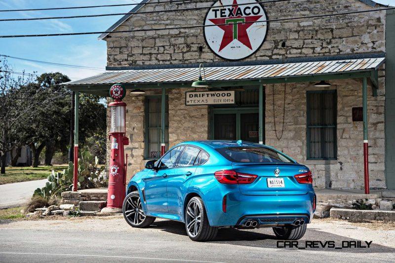 2015 BMW X6 M 97