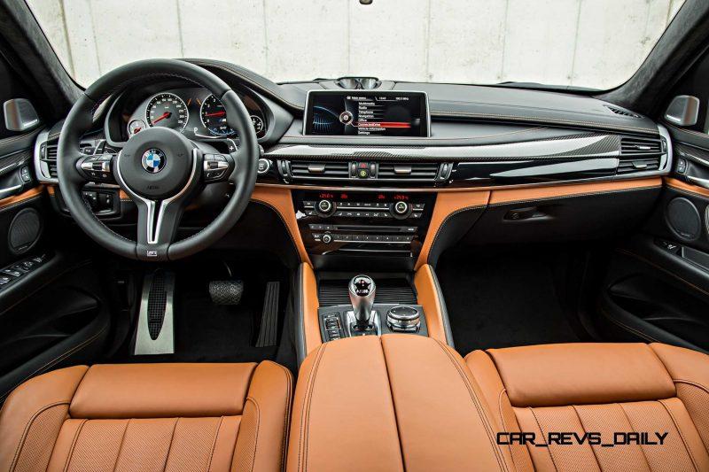 2015 BMW X6 M 99