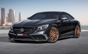 2015 BRABUS 850 S-Class Coupe 1