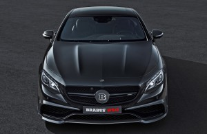 2015 BRABUS 850 S-Class Coupe 10