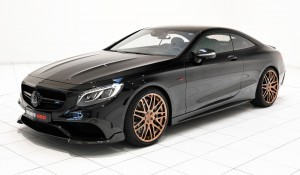 2015 BRABUS 850 S-Class Coupe 11