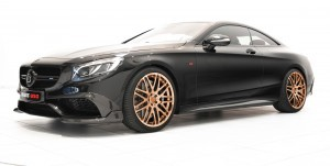 2015 BRABUS 850 S-Class Coupe 12