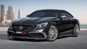 2015 BRABUS 850 S-Class Coupe 13
