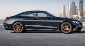 2015 BRABUS 850 S-Class Coupe 14