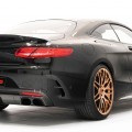 3.3s, 217MPH 2015 BRABUS 850 S-Class Coupe is Torque-a-Saurus Through 4Matic AWD