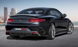 2015 BRABUS 850 S-Class Coupe 2