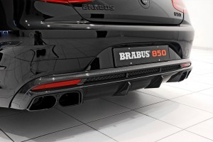 2015 BRABUS 850 S-Class Coupe 25