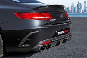 2015 BRABUS 850 S-Class Coupe 8