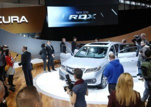 2015 Acura RDX Refreshed With New Tech, LED Lighting and Chassis Refinement 2015 Acura RDX Refreshed With New Tech, LED Lighting and Chassis Refinement