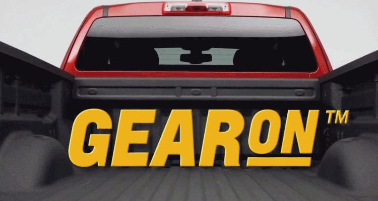 2015 Chevrolet Colorado GearOn Special Edition BIKES
