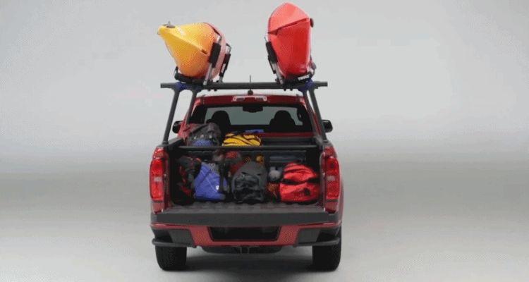 2015 Chevrolet Colorado GearOn Special Edition KAYAK