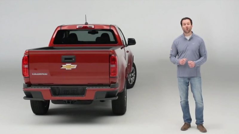 2015 Chevrolet Colorado GearOn Special Edition Kits 1