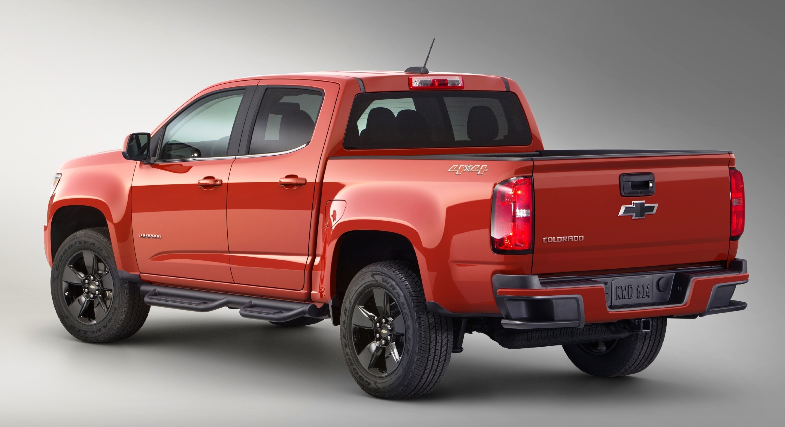 2015 chevrolet colorado gearon special edition. Black Bedroom Furniture Sets. Home Design Ideas
