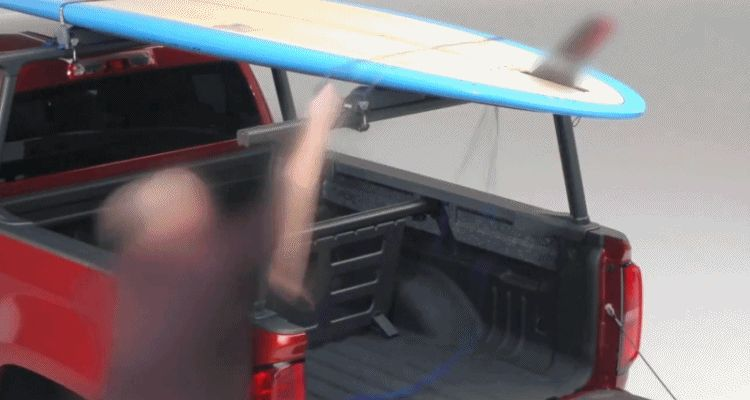 2015 Chevrolet Colorado GearOn Special Edition SURF