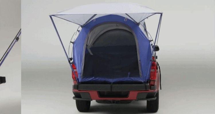 2015 Chevrolet Colorado GearOn Special Edition TENT