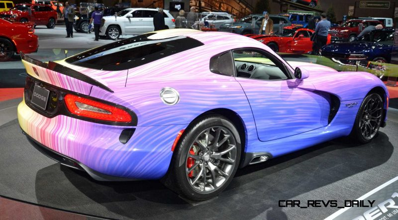 2015 Chicago Auto Show MEGA Gallery 111