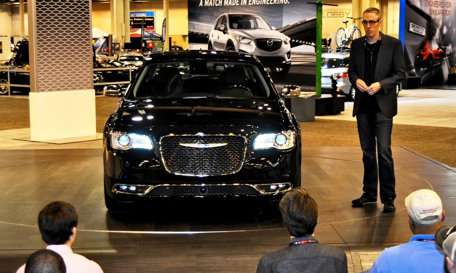 2015 Chrysler 300C - Houston Auto Show Gallery 1