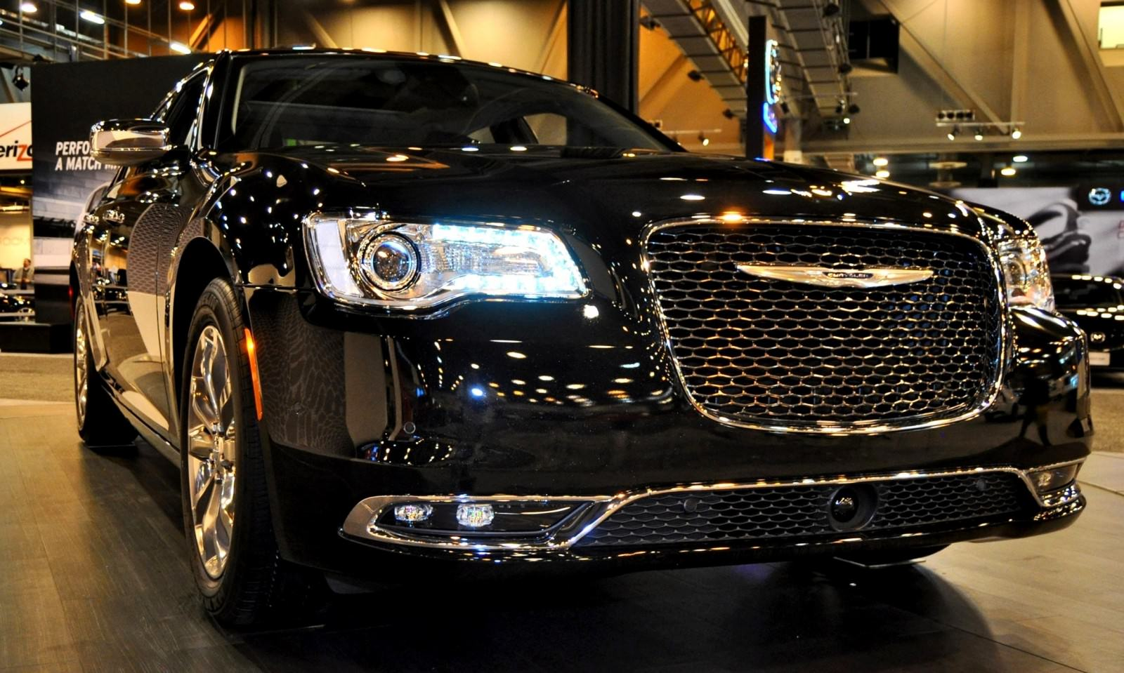 2015 Chrysler 300C - Houston Auto Show Gallery 11
