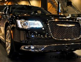 2015 Chrysler 300C – Houston Auto Show Gallery – Space, Grace and Pace To Chomp A Jag