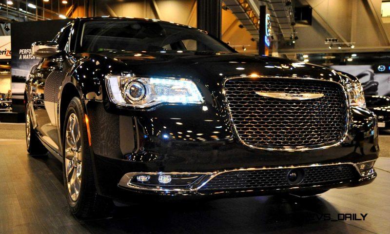 2015 Chrysler 300C - Houston Auto Show Gallery 11