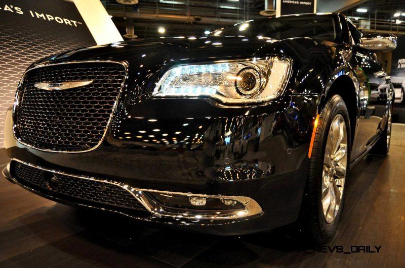 2015 Chrysler 300C - Houston Auto Show Gallery 14