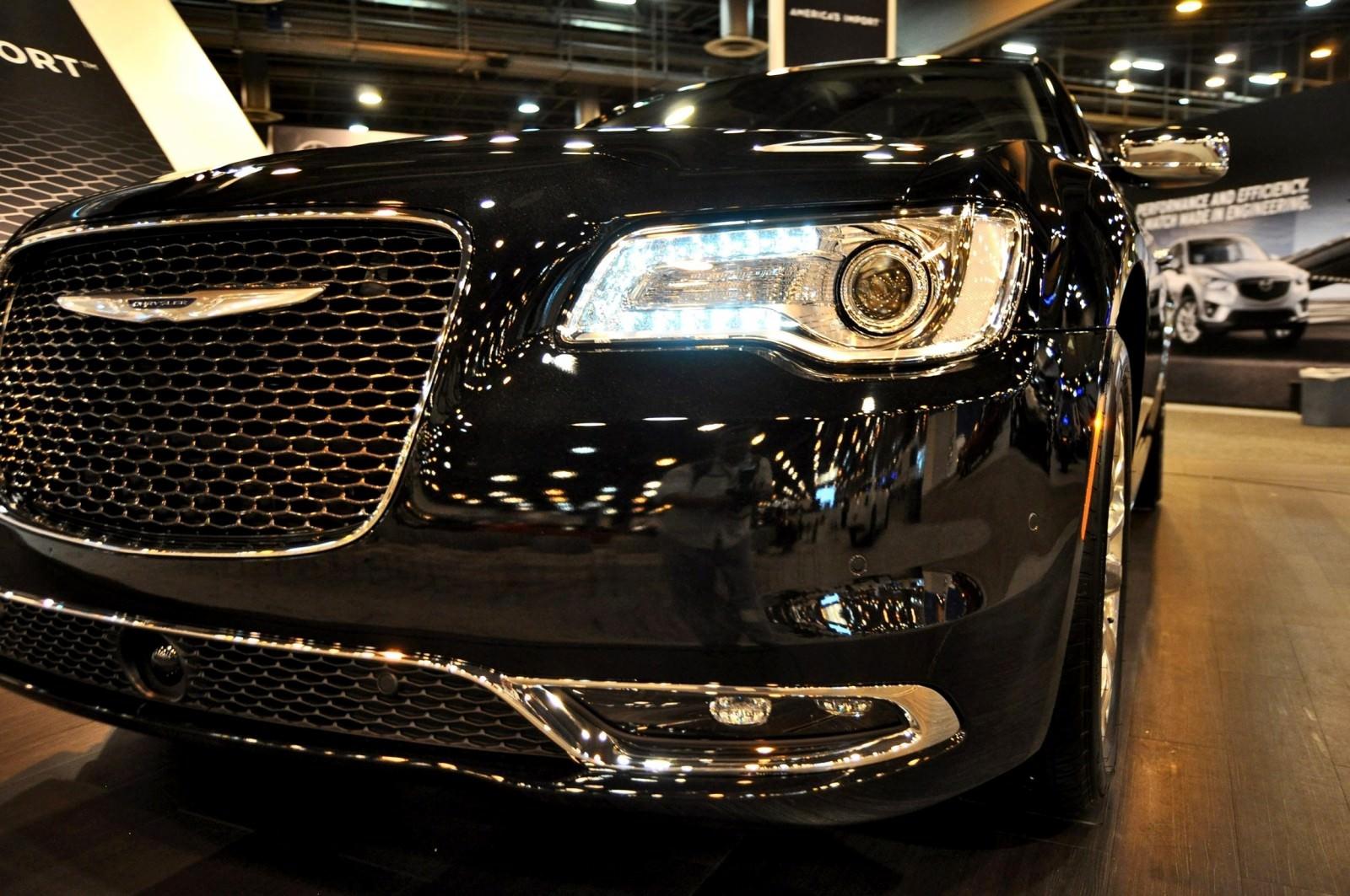 2015 Chrysler 300C - Houston Auto Show Gallery 15