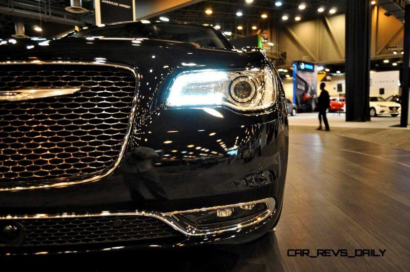 2015 Chrysler 300C - Houston Auto Show Gallery 16