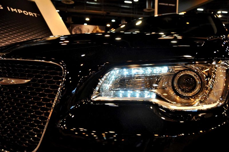 2015 Chrysler 300C - Houston Auto Show Gallery 17