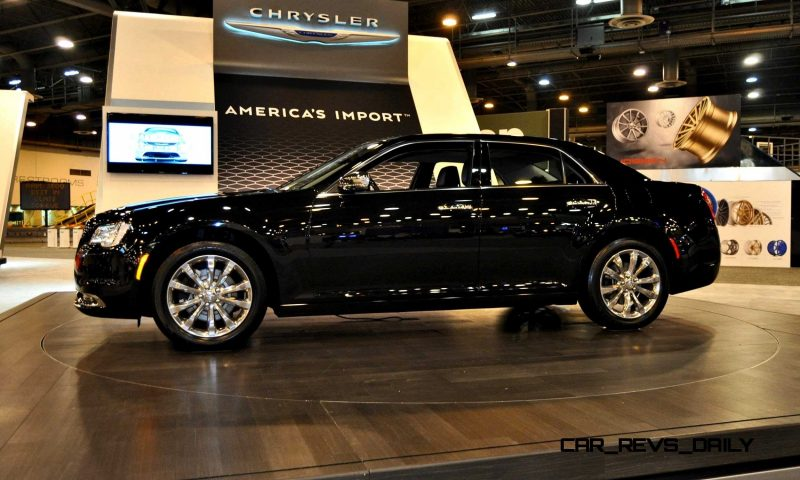 2015 Chrysler 300C - Houston Auto Show Gallery 19
