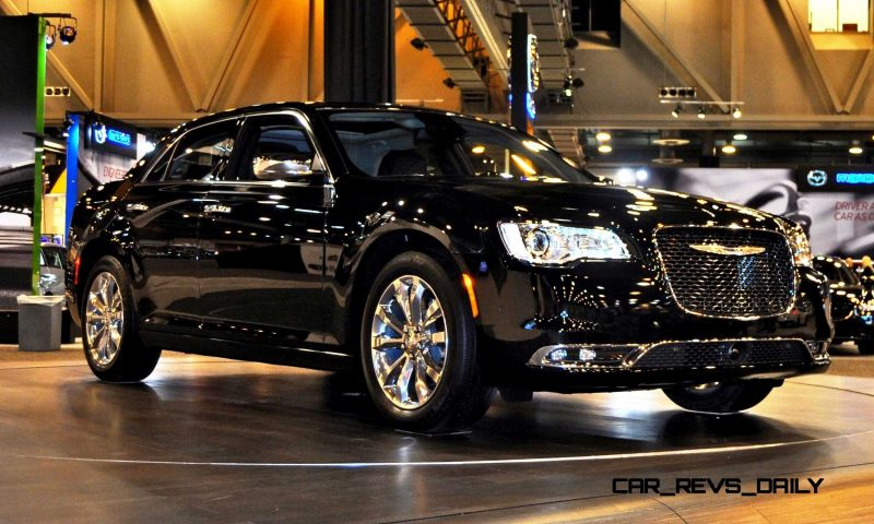 2015 Chrysler 300C - Houston Auto Show Gallery 3