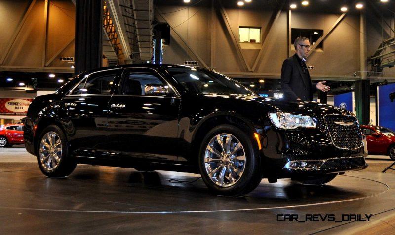 2015 Chrysler 300C - Houston Auto Show Gallery 4