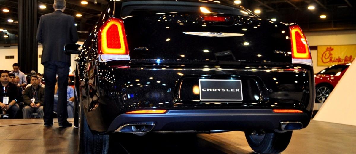 2015 Chrysler 300C - Houston Auto Show Gallery 5