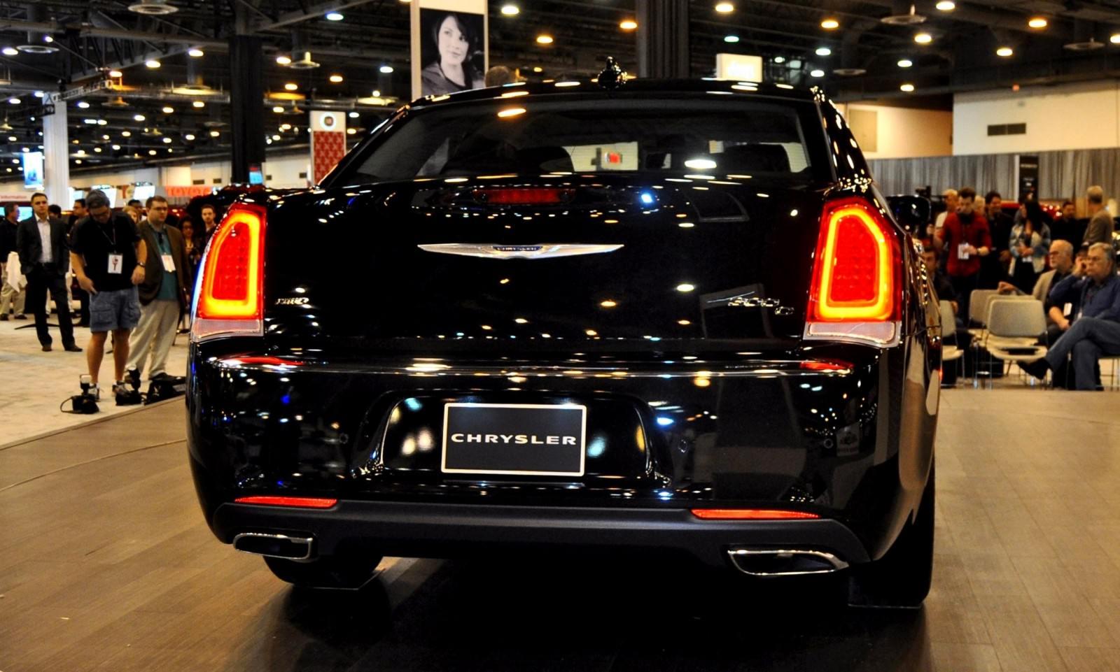 2015 Chrysler 300C - Houston Auto Show Gallery 6
