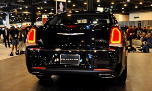 2015 Chrysler 300C - Houston Auto Show Gallery 6
