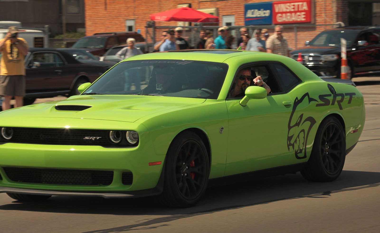 2015 DOdge Challenger SRT 66