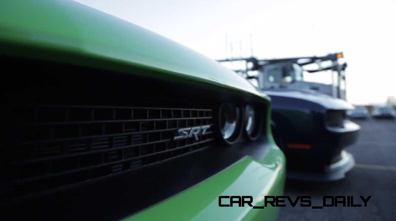 2015 DOdge Challenger SRT 73