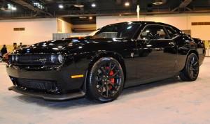 2015 Dodge Challenger SRT Hellcat 11
