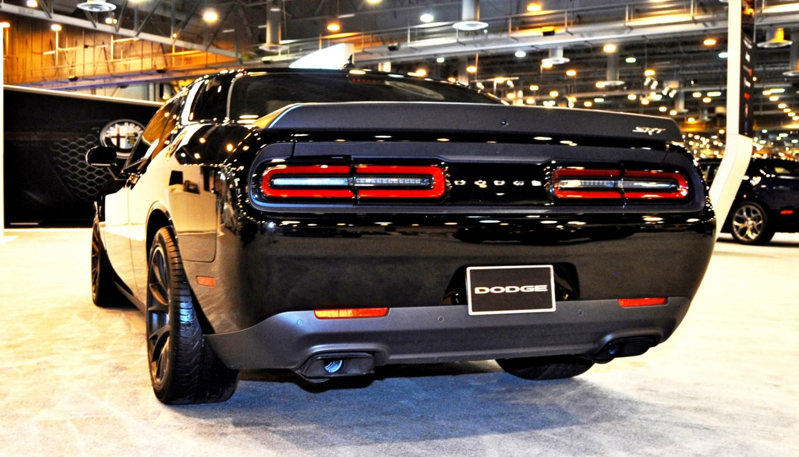 What Does Rt Stand For Dodge >> 2015 Dodge Challenger SRT